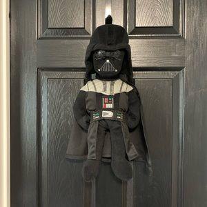 Disney dark Vader plushie backpack